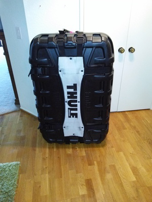 Thule 699 Round Trip Bike Travel Case (Bike Box) rental Dallas-Ft. Worth, TX