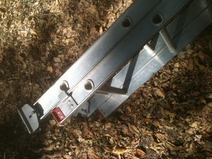 16' extension ladder rental Austin, TX