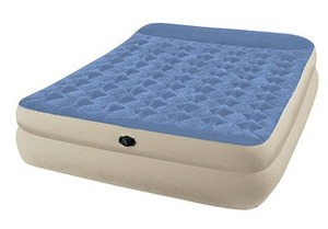 Intex Deluxe Queen Size Air Mattress rental Philadelphia, PA