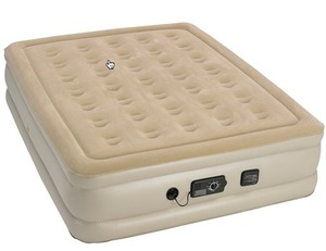 Twin Size Air Mattress with built-in pump rental Philadelphia, PA