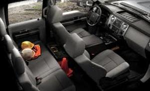 Truck 2011 Ford Super Duty F250 Crewcab rental Monterey-Salinas, CA