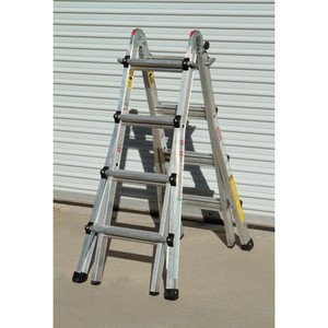17' Multipurpose Ladder (Foldable) rental Hartford & New Haven, CT