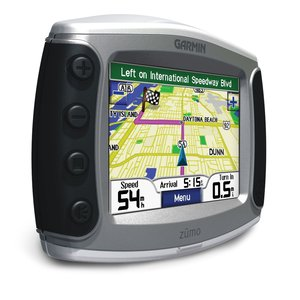 Garmin Zumo 550 Motorcycle (Or Car) GPS rental Hartford & New Haven, CT