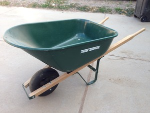 Wheel Barrow rental Denver, CO