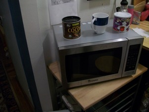 MICROWAVE OVEN rental New York, NY