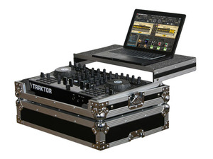 Traktor S4 Kontrol w/ Odyssey flight case rental Denver, CO