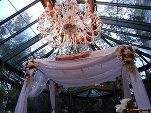 Iron Chuppah rental New York, NY