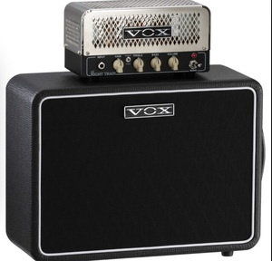 Vox Night Train Amp w/ Head Cab NT15H-G2  rental Austin, TX