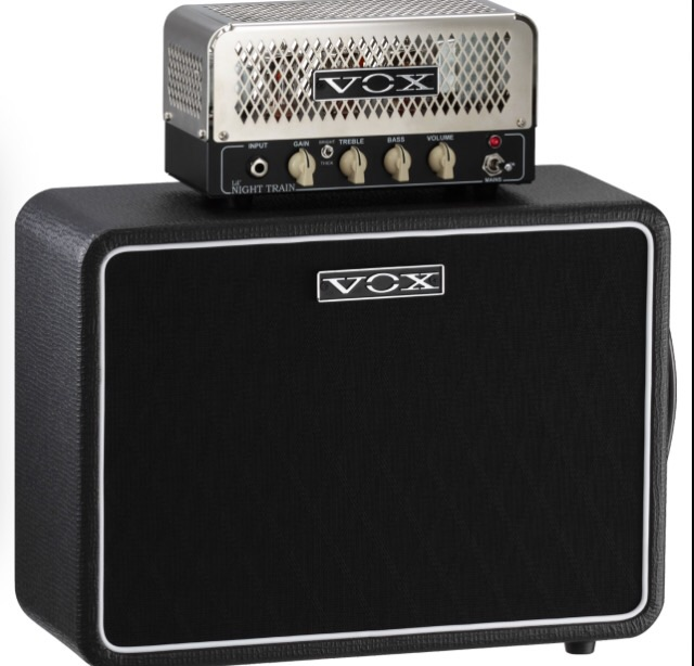 loanables vox night train amp w head cab nt15h g2 rental located in austin tx. Black Bedroom Furniture Sets. Home Design Ideas