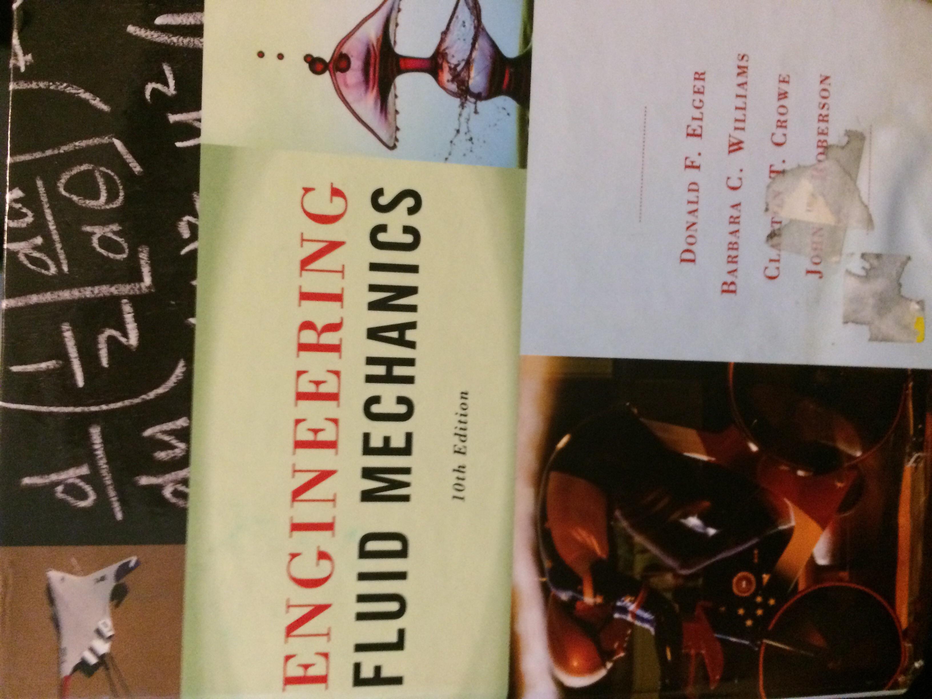 Engineering Fluid Mechanics 10th Edition Book