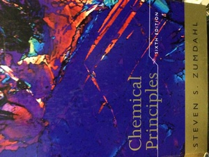 Chemical Principles 6th Edition Book rental Austin, TX