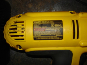 Impact Wrench Dewalt DW059+Battery+Charger rental Indianapolis, IN