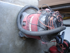 Shop Vacuum 16 Gallon Craftsman rental Indianapolis, IN