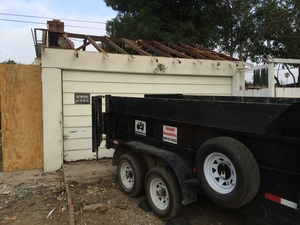 Imago 12' Dump Trailer  rental Los Angeles, CA