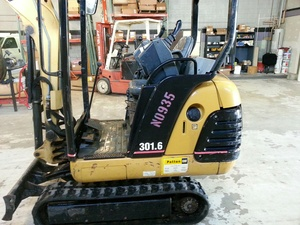 Caterpillar 301.6 Hydraulic Excavator rental Chicago, IL