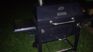 Charcoal grill rental Dallas-Ft. Worth, TX