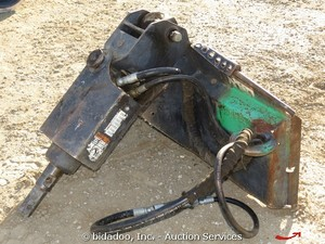 Bobcat Auger Attachment model 30C  rental Chicago, IL