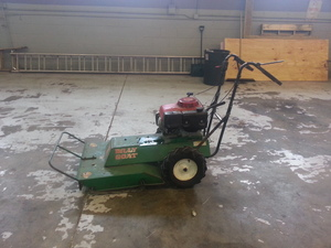 Honda Billy Goat Bush Cutter rental Chicago, IL