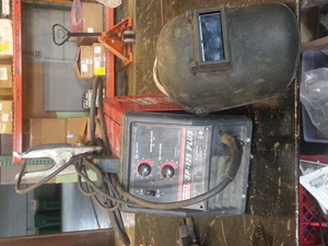 Lincoln Electric 125-Plus Welder  rental Chicago, IL
