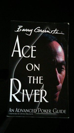 Ace On The River  poker guide by Barry Greenstein rental Chicago, IL