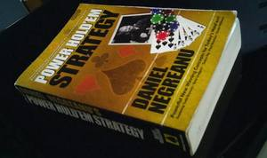Power Hold'em Strategy by Daniel Negreanu rental Chicago, IL