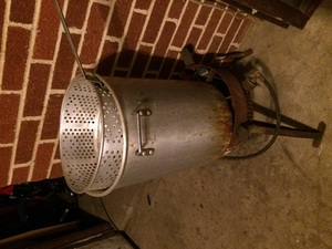 deep fryer (propane)  rental Dallas-Ft. Worth, TX