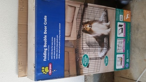 Folding Dog Crate rental Los Angeles, CA