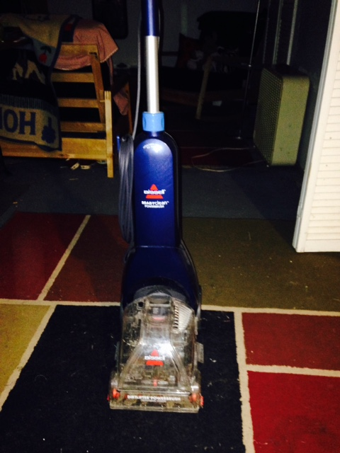 Loanables Bissell Carpet Shampooer Rug Cleaner Rental