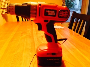 Black & Decker Cordless Power Drill  rental Philadelphia, PA