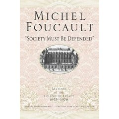 Society Must Be Defended, by Foucault rental Austin, TX