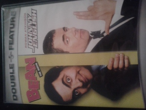 Bean the Movie and Johnny English DVD rental Philadelphia, PA