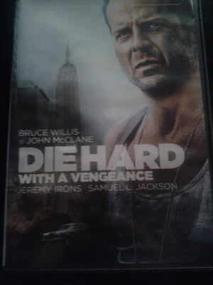 DIE HARD 3 DVD rental Philadelphia, PA