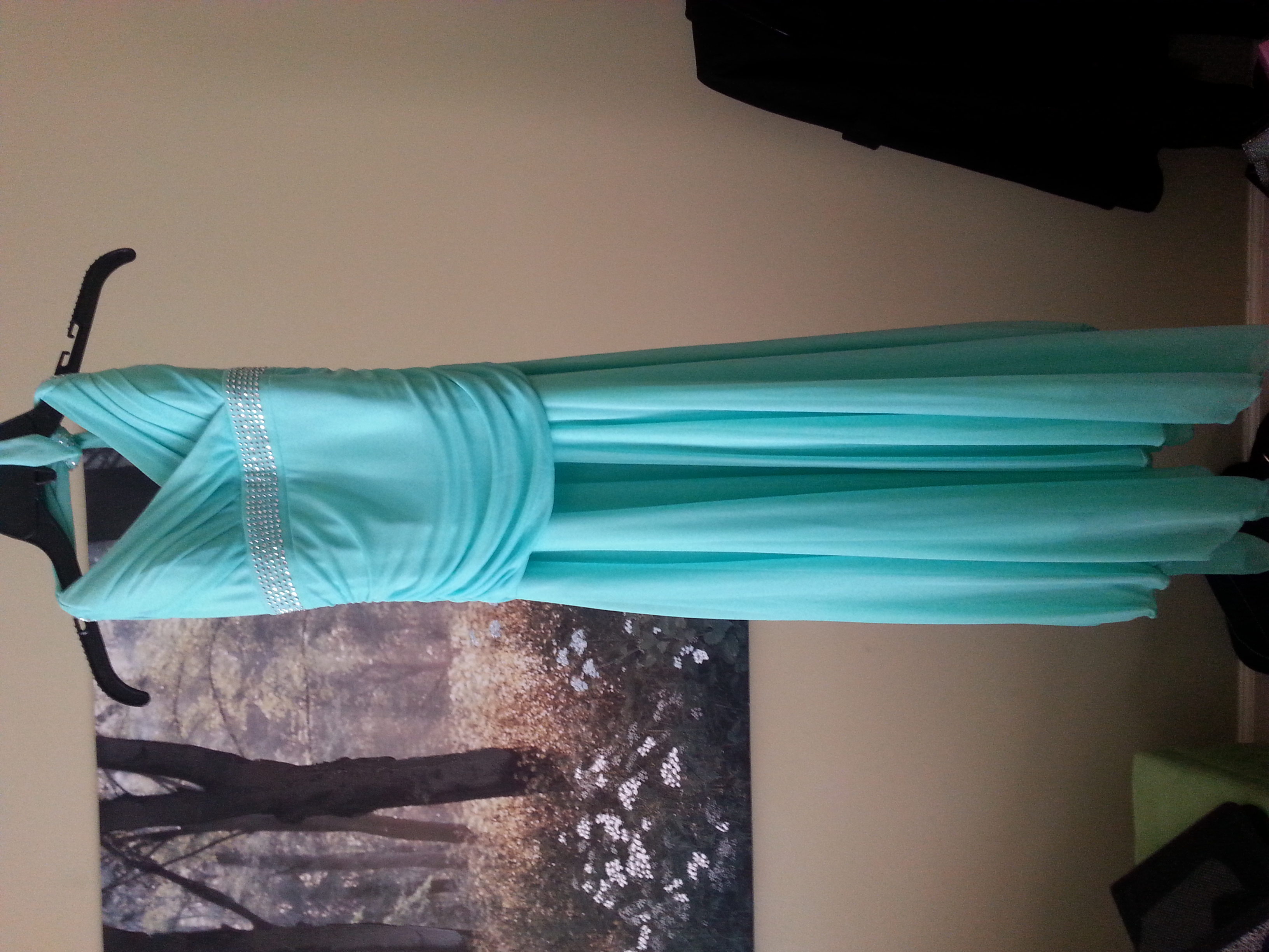 Beautiful Prom Dress Formal Gown rental in WENDELL, NC