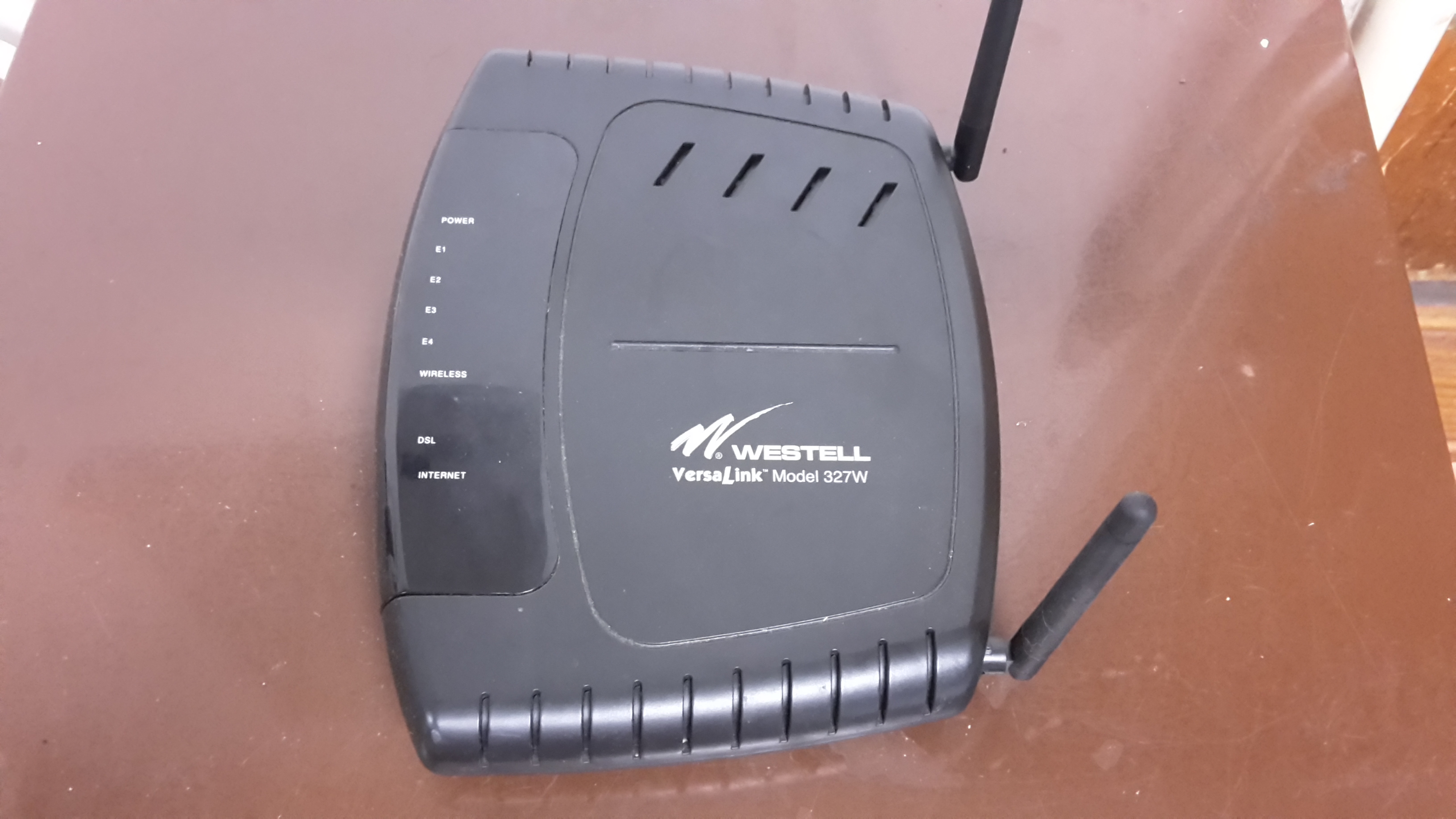 WESTELL VERSALINK 327W DRIVERS FOR MAC