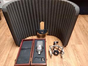 Neumann TLM 103 condenser mic package rental Detroit, MI