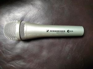 Sennhesier E838 stage mic rental Detroit, MI