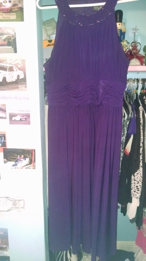 Purple Dress rental Mobile, AL-Pensacola, FL