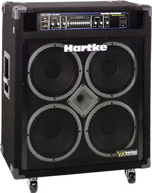 Hartke 3500 4x10 Bass Combo Amplifier rental Columbus, OH