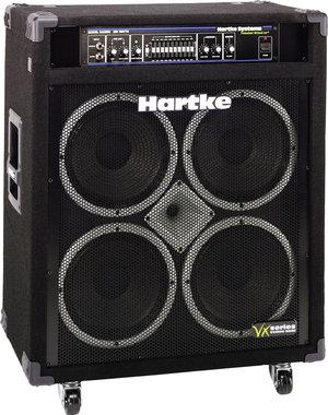 Hartke 3500 4x10 Bass Combo Amplifier rental Columbus, OH