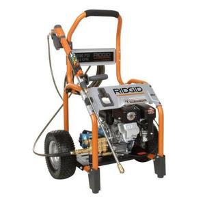 Ridgid 3300 PSI pressure washer rental Salt Lake City, UT