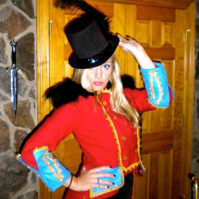 Loanables Britney Spears Costume Rental Located In Sumter Sc