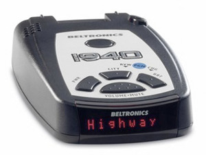 Beltronics Vector 940 Radar & Laser Detector  rental Dallas-Ft. Worth, TX
