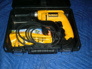 DeWalt Electric Drill (Heavy Duty) rental Austin, TX