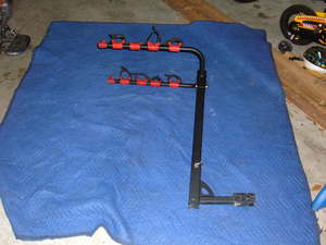Bike Rack (Hitch Mount) rental Austin, TX
