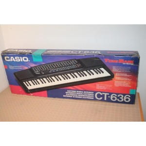 Electronic Keyboard - Casio CT-636 Tone Bank rental Las Vegas, NV