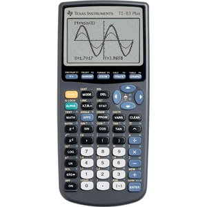 Texas Instrument TI-83 rental San Francisco-Oakland-San Jose, CA