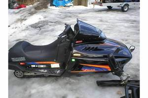 Yamaha VMax 600 Snowmobile rental Green Bay-Appleton, WI