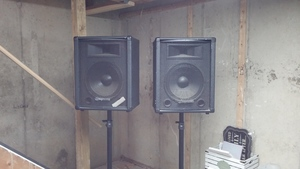 Stageworks 8-channel PA sound system rental Philadelphia, PA