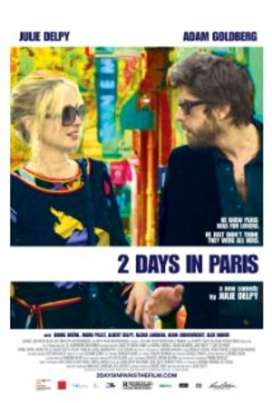 2 Days In Paris - DVD (2007) Adam Goldberg rental Boston, MA-Manchester, NH