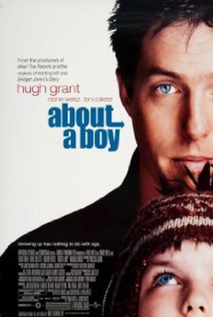 About A Boy - DVD (2002) Hugh Grant rental Boston, MA-Manchester, NH